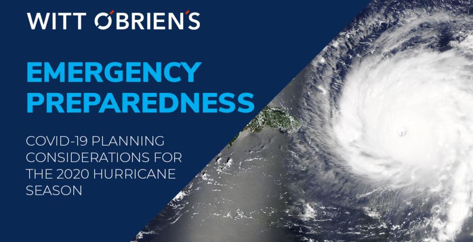 Blog Post Emergency Preparedness COVID 19 and Hurricane
