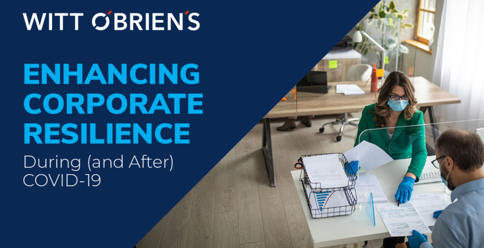 Enhancing Corporate Resilience