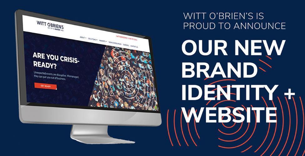New Brand Website news hero image