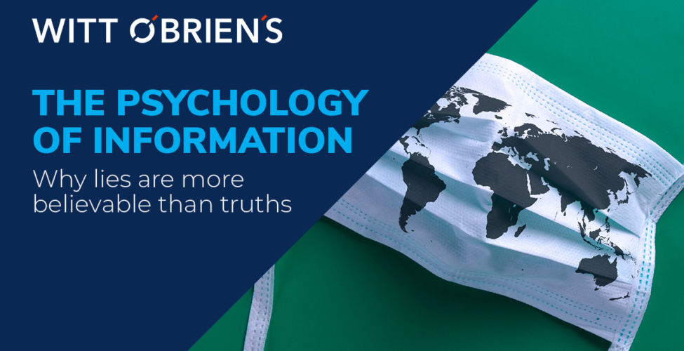 The Psycology of Information
