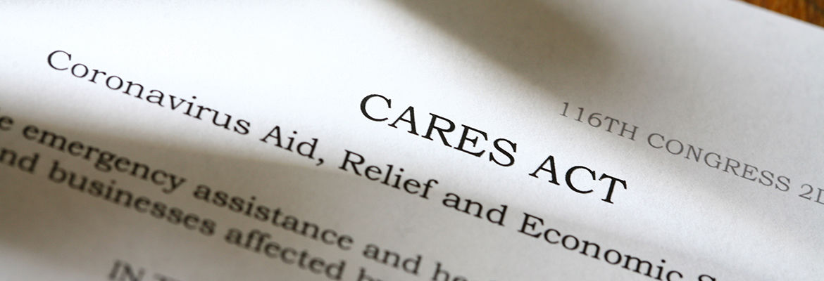 CARES ACT CORONAVIRUS RELIEF FUND LOCAL GOVERNMENTS PLANNING FOR ELIGIBLE AND COMPLIANT USE OF FUNDS 1170x400